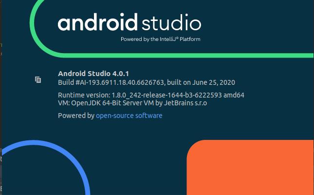como instalar android studio en linux
