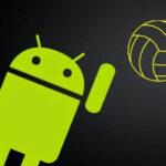 android librería volley