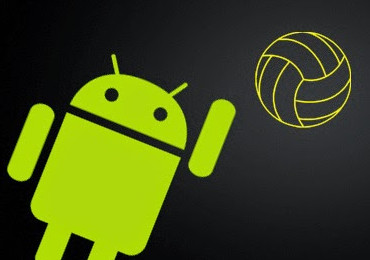 android librería volley