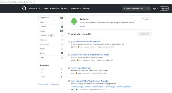 añadir libreria android