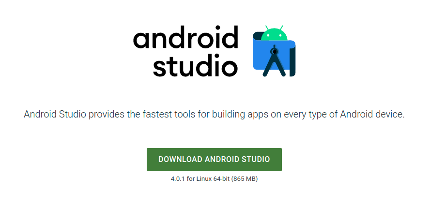 instalar android studio windows 10